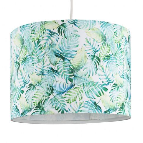 Large Tropical Pendant Shade