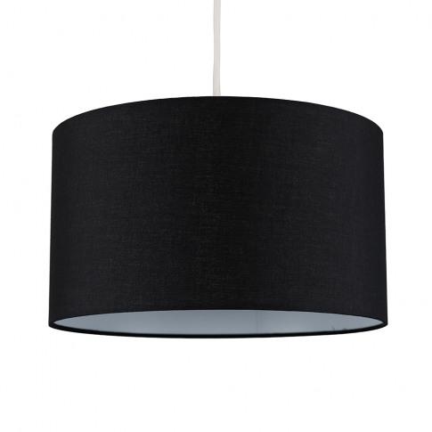 Reni Large Pendant Shade In Black