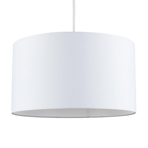 Reni Xl Pendant Shade In White
