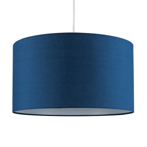 Reni Xl Pendant Shade In Navy Blue
