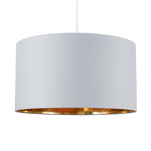 Reni Xl Pendant Shade In Grey And Gold