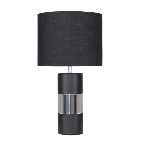 Danilo Touch Table Lamp With Black Shade