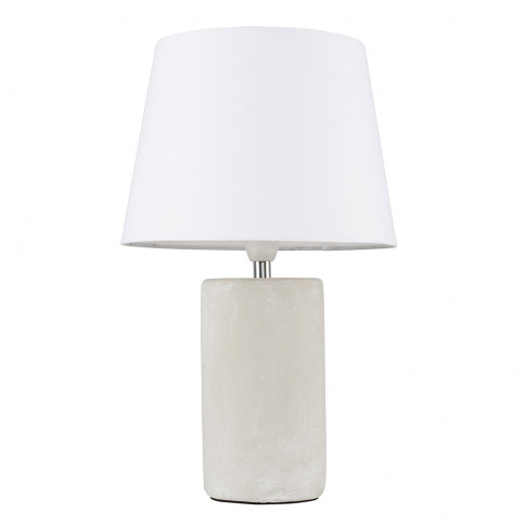 Austin Table Lamp With White Aspen Shade