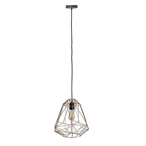 Casco Matt Black Pendant Ceiling Light With Iconic P...