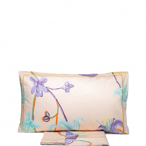 La Doublej Maneater Family Gend - Sheet & Pillowcase...
