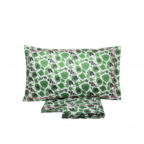 La Doublej Twin Size Gend - Sheet & Pillowcase Set W...