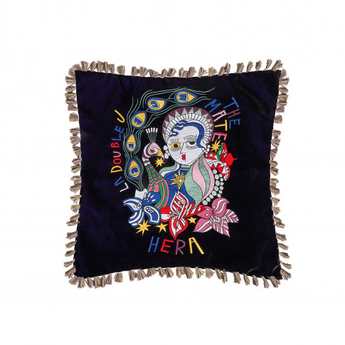 La Doublej Goddess Collection Gend - Velvet Embroide...