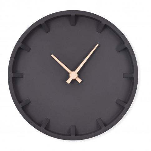 Garden Trading Raven Wall Clock