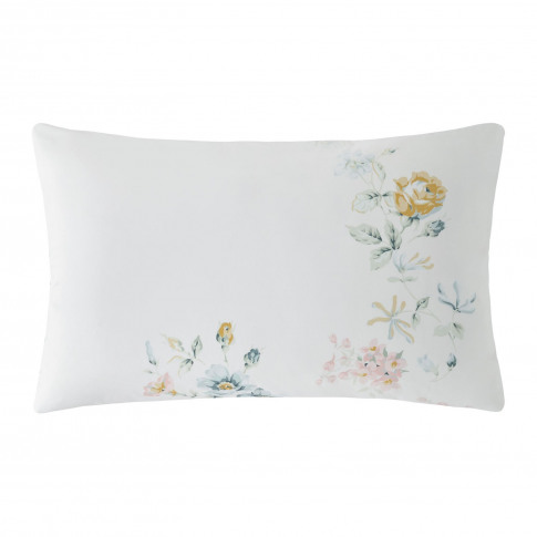 Cath Kidston Pembroke Rose Standard Pillowcase Pair,...