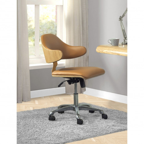 Jual Universal Office Chair - Oak