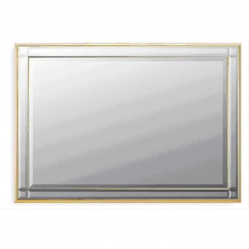 "Westminister 36"" X 24"" Mirror Gold"