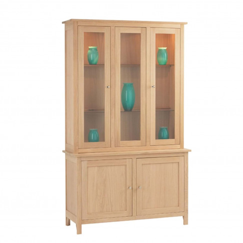 Nimbus Tall Display Cabinet