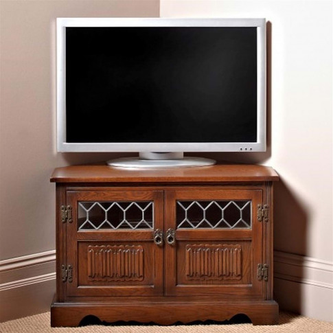 Old Charm Corner TV Stand