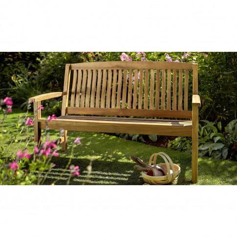 Hartman Chartwell 2 Seater Garden Bench