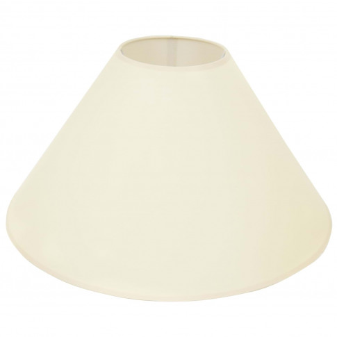 "16""  Lamp Shade, Cream"