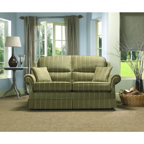 Bridgecraft Malvern 2 Seater Fabric Sofa