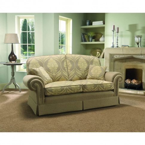 Bridgecraft Highgrove 2 Seater Fabric Sofa
