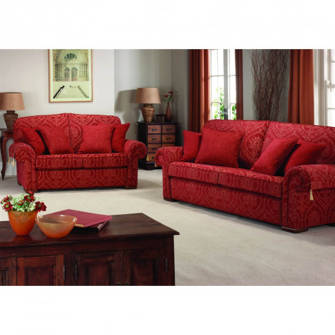 Bridgecraft Winchester 3 Seater Fabric Sofa