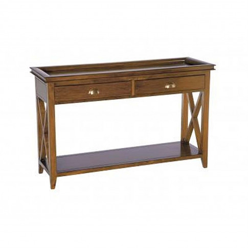 Casa Mahogany Oxford Console Table