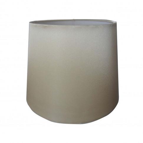 "10"" Silk Lamp Shade, Cream"