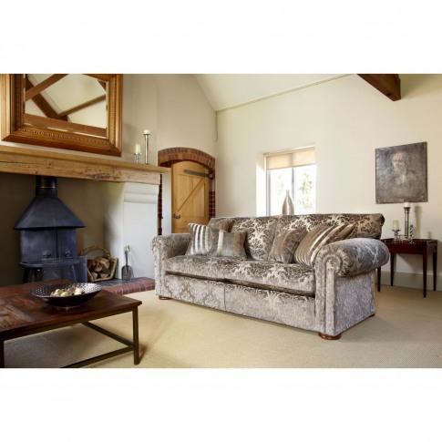 Duresta Waldorf 3 Seater Fabric Sofa