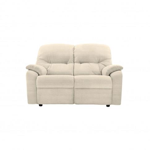 G Plan Mistral 2 Seater Fabric Sofa