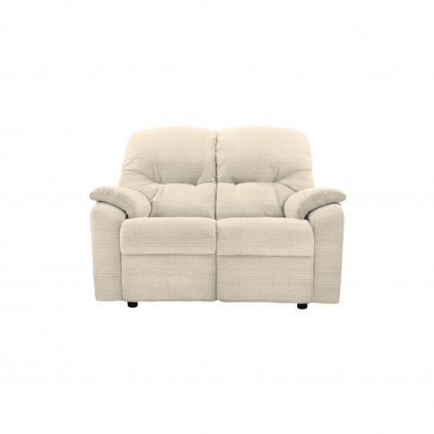G Plan Mistral 2 Seater Fabric Sofa, Small