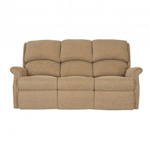 Celebrity Regent  3 Seater Fabric Sofa