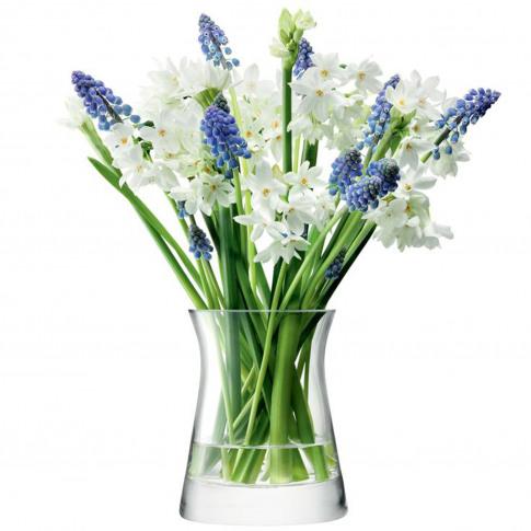 Lsa Flower Garden Posy Vase, 13cm