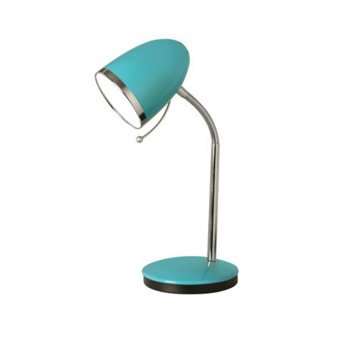 Madison Table Lamp, Blue