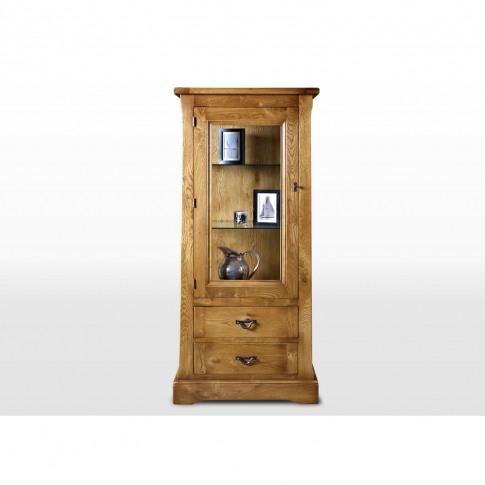 Wood Bros Chatsworth Display Cabinet