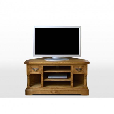 Wood Bros Chatsworth Corner Tv Stand