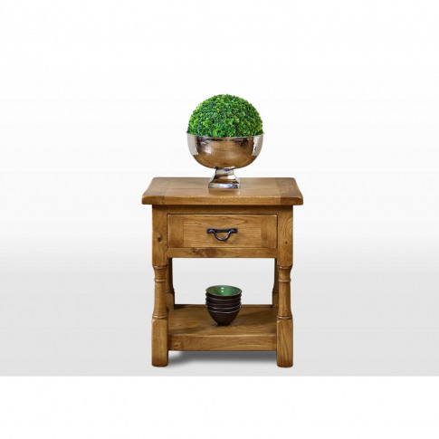 Wood Bros Chatswotrh Lamp Table