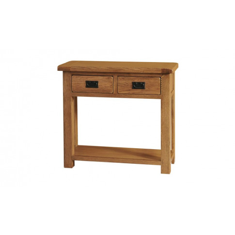 Casa Bordeaux 2 Drawer Console Table