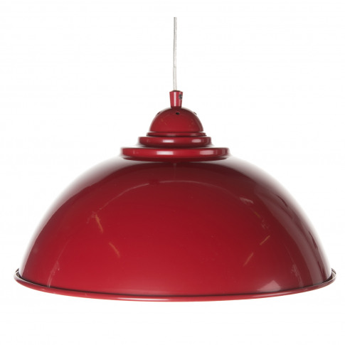 Hendrick Pendant Light, Red