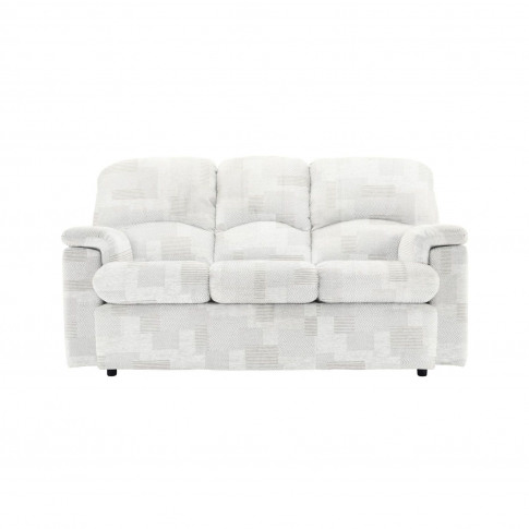 G Plan Chloe 3 Seater Fabric Sofa, Small