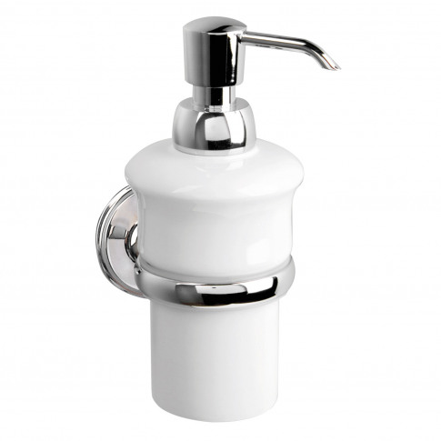 Miller Stockholm Soap Dispenser & Holder
