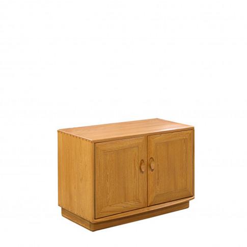 Ercol Windsor 2 Door Cabinet