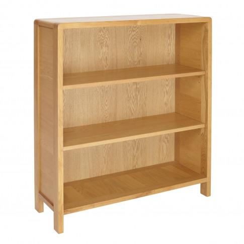 Ercol Bosco Low Bookcase