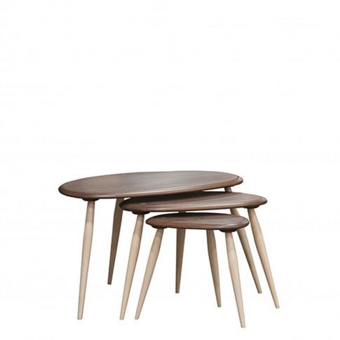 Ercol Original Nest Of Tables
