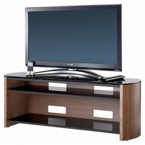 Casa Finewood Walnut Tv Stand 1350