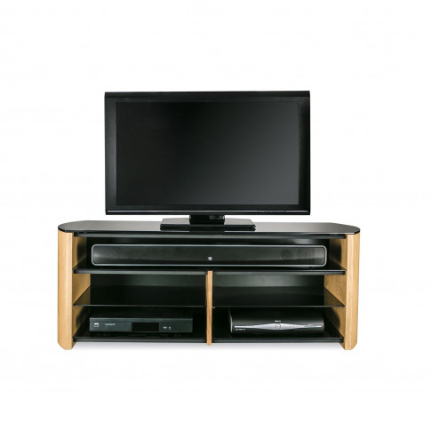 Casa Finewood Oak Tv Stand 1350sb