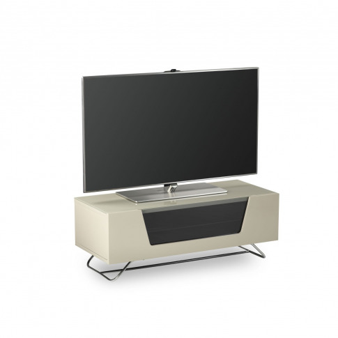 Casa Chromium Highgloss Tv Stand