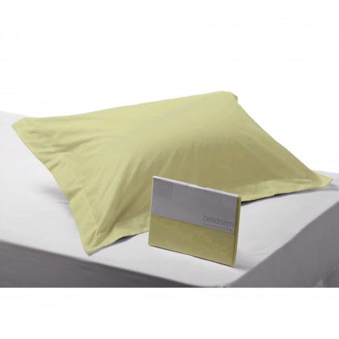 Belledorm 200 Thread Count Oxford Pillowcase, Olive