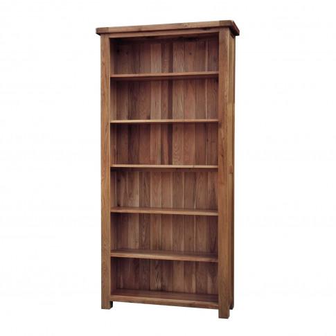 Casa Bordeaux Large Wide Bookcase