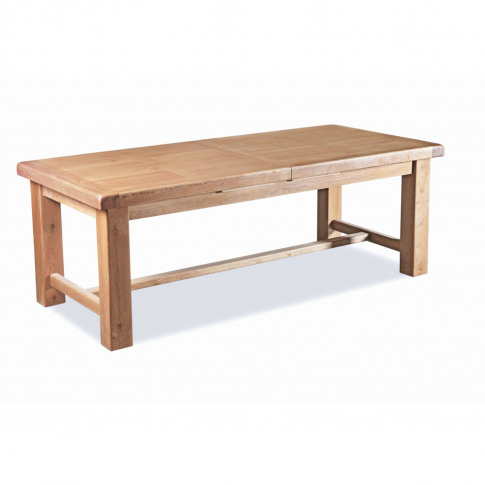 Corndell Fairford Large Extending Dining Table