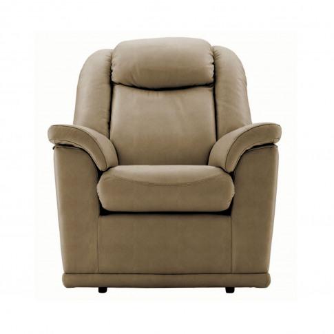 G Plan Milton Leather Armchair