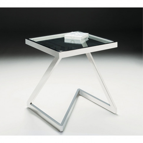 Casa Storm Square Lamp Table