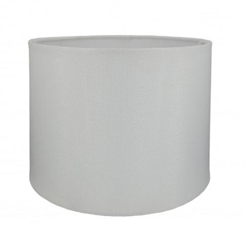 Carol Empire Linen Lamp Shade, White