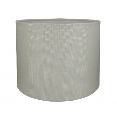 Carol Empire Linen Lamp Shade, Cream